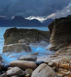 \\ Loch Scavaig - Isle of Skye, Scotland    by Doug Griffin