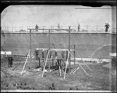 The Hanging of the Abraham Lincoln Assassination Conspirators
