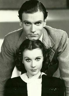 Vivien Leigh And Laurence Olivier Hollywood Couples Vintage Actor Golden Age