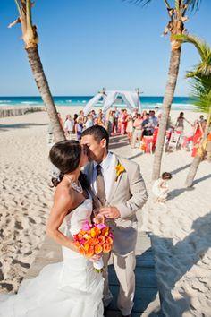 punta cana destination wedding - Michelle and Mac next year.  Can't wait!