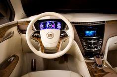 2016 Cadillac XTS interior