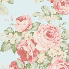 """Found it at Wayfair.ca - Abby Rose III 32.7' x 20.5"""" Grand Floral Wallpaper"""