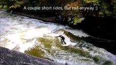 LiveLeak.com - Surfing in Germany!? Must see!