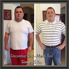 Weight Loss With Skinny Fiber: Jay has lost 35 pounds in 90 Days using Skinny Fiber