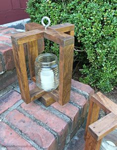 Solar light designs are handcrafted from landscaping for Landscape timber projects free plans