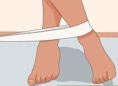 Hvis du lider af fod, knæ eller hoftesmerte: Her er 6 øvelser som hjælper Hip Pain, Knee Pain, Foot Exercises, Physical Therapy Exercises, Bra Hacks, Thigh Muscles, Foot Massage, Hip Workout, Keeping Healthy