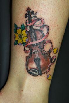 fiddle flowers