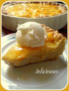 Pie, Pudding, Desserts, Food, Torte, Tailgate Desserts, Cake, Deserts, Fruit Flan