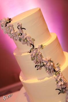Wedding Cake for the meeting provided by the As You Like It Catering