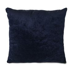 The timeless elegance of velour dresses up a casual living space and complements a more formal environment. This Plush Pillow offers a luxurious look and feel, made from soft micro-velvet that adds tex...  Find the Plush Pillow - Large, as seen in the Christmas In London Collection at http://dotandbo.com/collections/christmas-in-london?utm_source=pinterest&utm_medium=organic&db_sku=94394