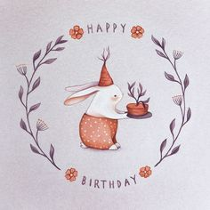 48 Ideas For Birthday Wishes Messages Pictures Happy Birthday Quotes, Happy Birthday Images, Birthday Pictures, Birthday Fun, Happy Birthday Bunny, Sister Birthday, Birthday Wishes Greeting Cards, Bday Cards, Happy Birthday Greetings