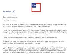 JCP Black Friday