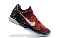 competitive price 58894 7c75c Nike Zoom Kobe 6 VI All Star Red Black white