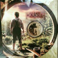 @Regrann from @tolkienbritta -  Hobbit #NZ coin. #tolkiencollection #hobbit #thehobbit #Regrann