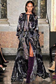 Emilio Pucci Fall 2012 Ready-to-Wear Fashion Show - Joan Smalls