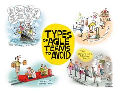 4 types of Agile teams to avoid