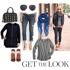 Get the look: plus size style.