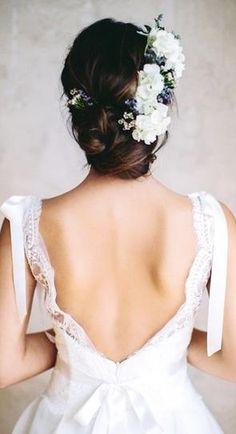 Bun Ideas for Brides | StyleCaster