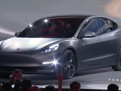 Tesla's mass-market Model 3 stands poised to shake up the industry