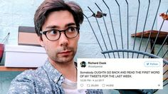 This guy hid an awesome Easter Egg in a week's worth of tweets