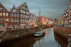 Stade, Niedersachsen ; 11 fotogene Orte in Deutschland, die Sie vielleicht noch nicht kennen