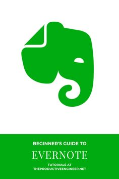Looking to get started in Evernote? This step-by-step guide will teach you all you need to know to use Evernote like a pro! #evernote #productivity #guide