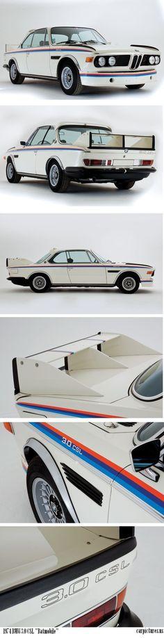 "BMW 3.0 CSL ""Batmobile"""