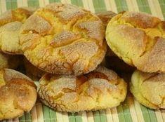 Broa de Milho da Padaria - Veja mais em: http://www.cybercook.com.br/broa-de-milho.html?codigo=16752