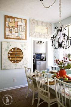 Our Lisbon Rake Chairs are the perfect addition to Jamin and Ashley's bright kitchen remodel. Do you love this new look?
