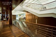 Louis Vuitton store in Singapore.  By Peter Marino.