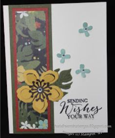 Welcome to Team Stamp It's Yes! Yes! Yes! A New Catalog and Sale-A-Bration Sneak Peek Blog hop! Whether yo...