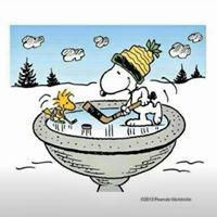 Snoopy and Woodstock play ice hockey Peanuts Snoopy, Charlie Brown And Snoopy, Snoopy Cartoon, Peanuts Cartoon, Peanuts Comics, Snoopy Christmas, Charlie Brown Christmas, Christmas Greetings, Christmas Time
