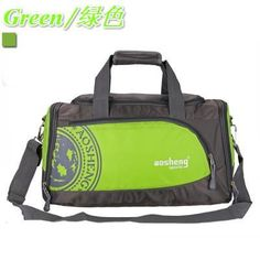 db39881c9d0b Nylon Outdoor Male Sport Bag Cylinder Bag Professional Men Women Fitness  Shoulder Gym Bag Hot Training
