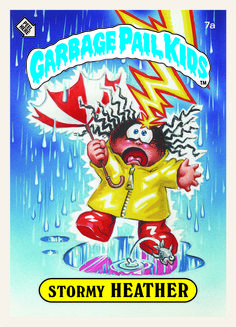 garbage pail kids | PAPERMAG: Check Out Original Garbage Pail Kids Cards From the Upcoming ...
