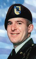 Army Spc. Michael T. Gleason  Died May 30, 2003 Serving During Operation Iraqi Freedom  25, of Warren, Pa.; assigned to the 519th Military Intelligence Battalion, Fort Bragg, N.C.; killed in a vehicle accident near Mosul, Iraq.