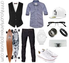 """""""Untitled #41"""" by ohhhifyouonlyknew on Polyvore"""