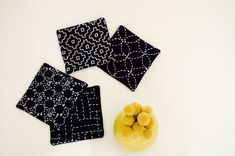 New #wisecraftstitchalong starting soon! Learn to stitch Sashiko! Join anytime, free to join!
