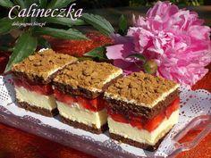 Польський полуничний сирник «Дюймовочка» — В РИТМІ ЖИТТЯ