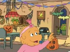The Berenstain Bears - Trick or Treat (2-2)