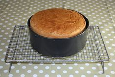 """How to adapt a cake recipe for different size tins and a 10"""" Madeira cake recipe."""