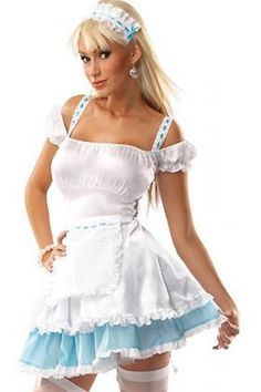 White apron maid costumes and maids on pinterest