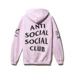 f17f94c5eb6a ASSC Anti Social Social Club Gran Turismo Hoodie FREE SHIPPING! SUPREME BAPE  FOG