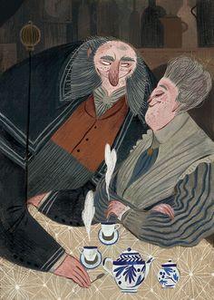 Illustration by Júlia Sardà