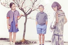 Shan and Toad online store new girls and boys fashion looks for spring 2015