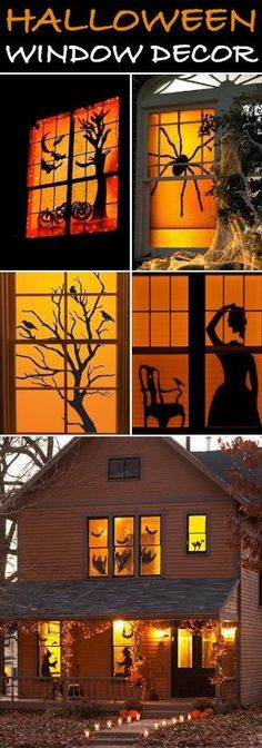 16 Easy But Awesome Homemade Halloween Decorations More by tommie