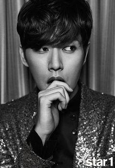 Park Hae Jin - @ Star1 Magazine December Issue '14