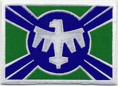 Starship Troopers Emblem Patch