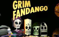 L'avventura Grim Fandango torna su console #grimfandango #gamepare #lucasarts