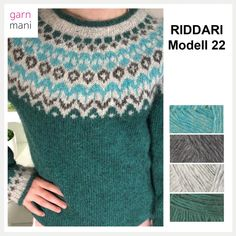 Beginner Knitting Projects, Knitting For Kids, Knitting For Beginners, Nordic Pullover, Nordic Sweater, Fair Isle Knitting Patterns, Fair Isle Pattern, Icelandic Sweaters, Wool Sweaters