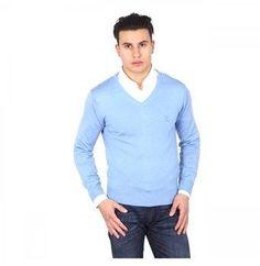Dev Testing Brand Mens V Neck Sweater.
